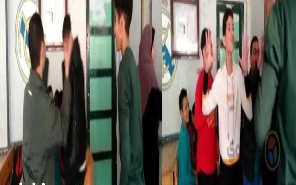 فيديو رقص الطلاب في وجود المعلمة الذي أحدث ضجة على مواقع التواصل.. و3 قرارات من التعليم