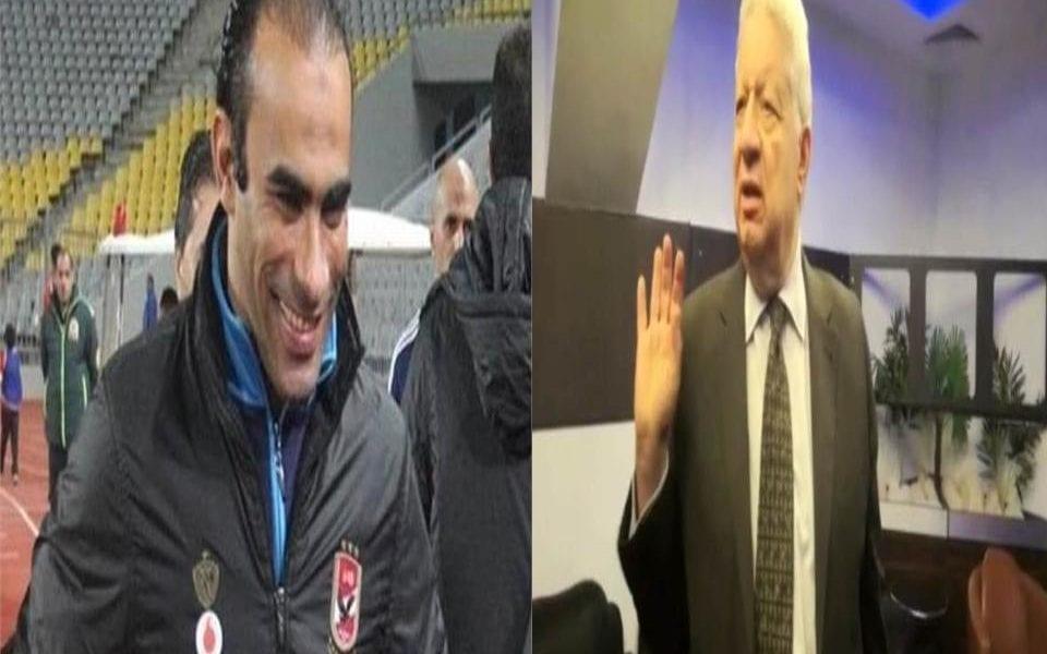 مرتضى منصور: سيد عبد الحفيظ لن يدير الكرة في مصر.. وأتمسك بالاستبدال