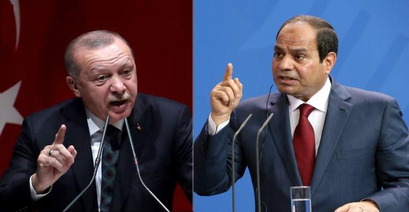 مصر وتركيا .. وجهًا لوجه في المتوسط