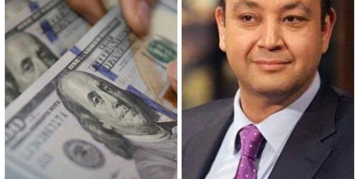 بالفيديو  تعليق عمرو أديب على كسر الدولار حاجز الـ16 جنيهًا