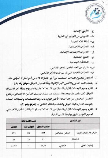«وداعاً لتدني المعاشات».. زيادة 15% ورفع سن المعاش بقانون التأمينات الجديد هدية الحكومة للمصريين 4