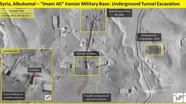 """بالفيديو والصور """"أنفاق وتخزين صواريخ لضرب السعودية وإسرائيل"""" أنفاق ضخمة وتخزين أسلحة لاستهداف السعودية ودول أخرى 2"""