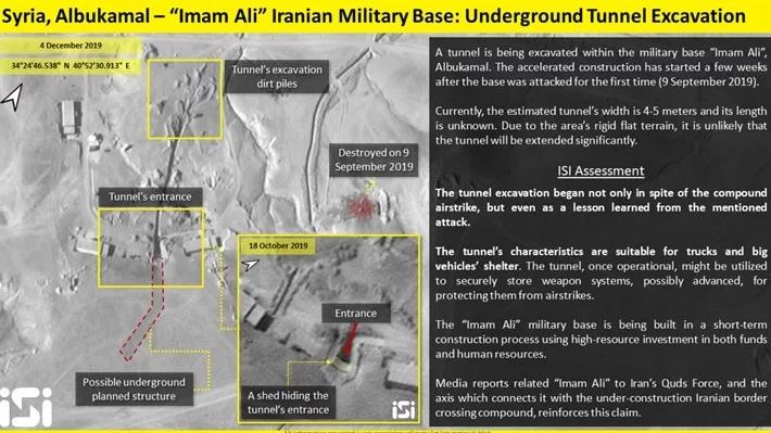 """بالفيديو والصور """"أنفاق وتخزين صواريخ لضرب السعودية وإسرائيل"""" أنفاق ضخمة وتخزين أسلحة لاستهداف السعودية ودول أخرى 4"""