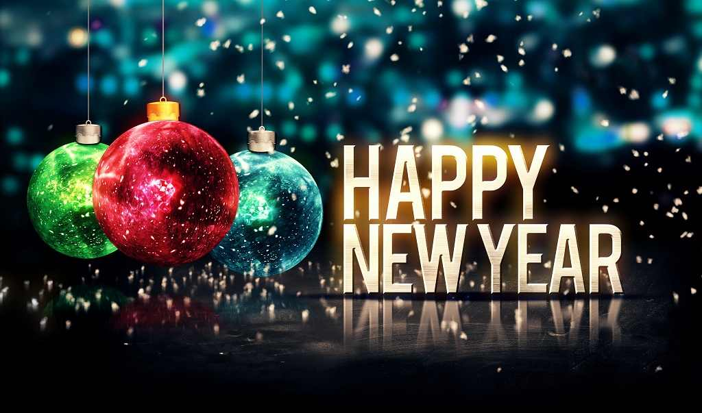 صور ورسائل تهنئة بالعام الميلادي الجديد 2020 مسدجات السنة الجديدة Happy New Year 3