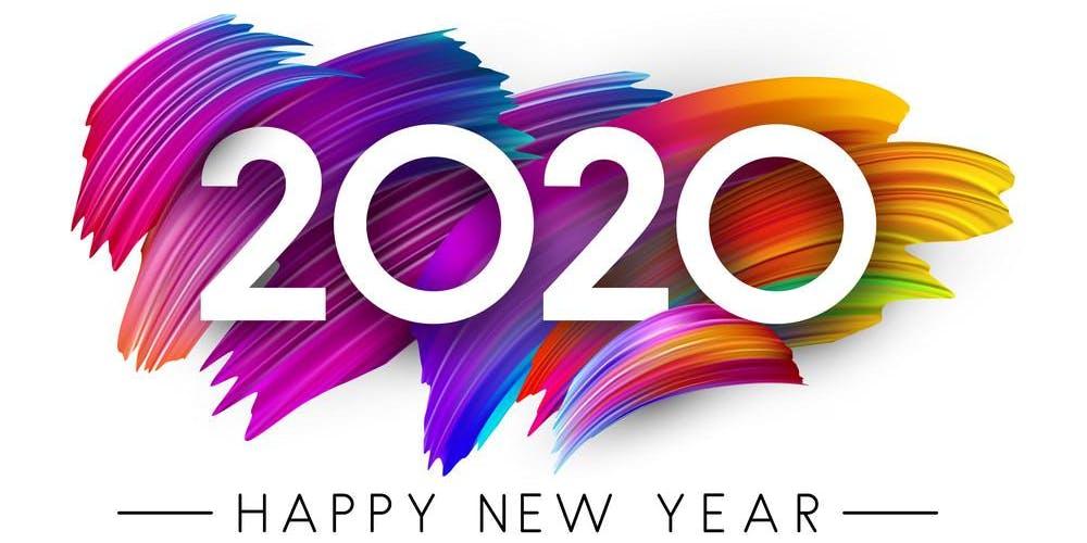 صور ورسائل تهنئة بالعام الميلادي الجديد 2020 مسدجات السنة الجديدة Happy New Year 5