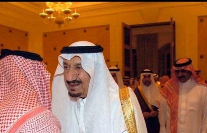 وفاة الأمير متعب بن عبدالعزيز آل سعود الأخ غير الشقيق للملك السعودي