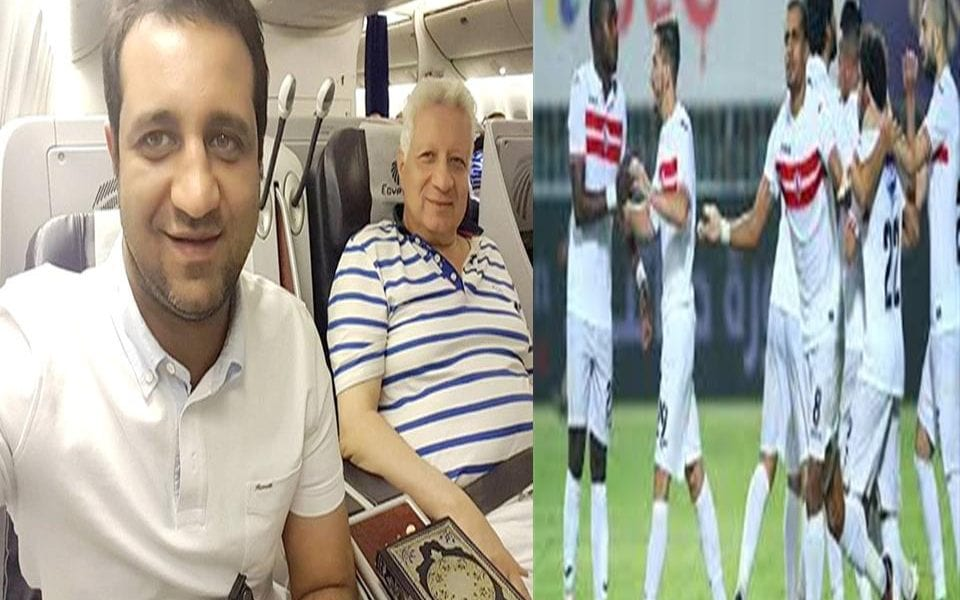 أحمد مرتضي منصور: الزمالك سيفوز بالدوري.. والأهلي يشهد