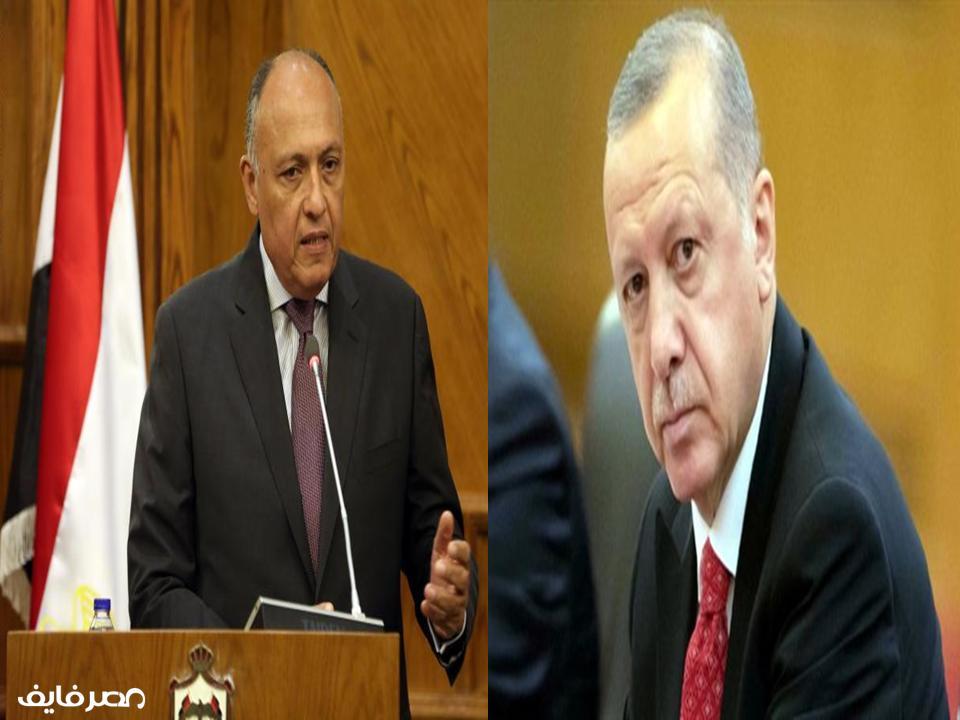 أردوغان يعلن إرسال وحدات من الجيش التركي إلى ليبيا.. والخارجية المصرية تصدر بيان