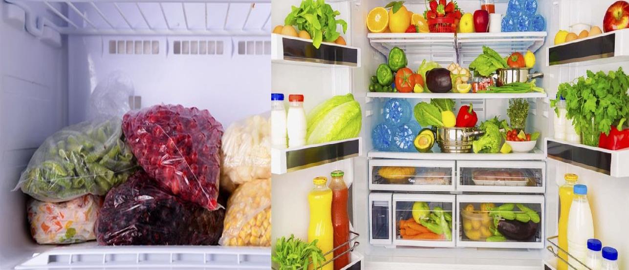 تحذير هام من تخزين 5 أطعمة في الفريزر ونصائح ضرورية للتخزين السليم