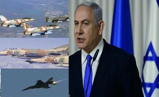 """""""إسرائيل بتدمر وبتغرق"""" تحطم 8 طائرات حربية وخسائر أولية بالملايين.. فما الذي يحدث؟"""