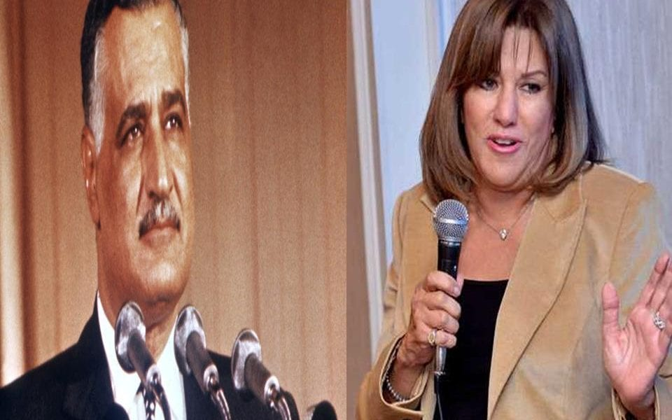 """ابنة عبد الناصر: الرئيس عبد الناصر لم ينضم للإخوان، وهذا ما فعله تجاه """"غراميات قادة الثورة"""""""