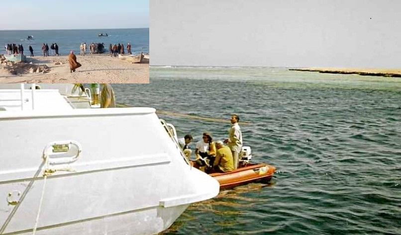 تفاصيل العثور على الصيادين المصريين المفقودين في البحر الأحمر