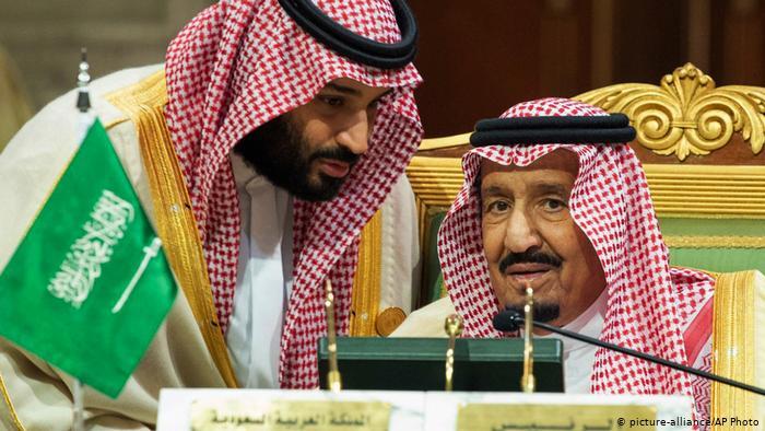 أمر ملكي من خادم الحرمين بشأن ولي العهد محمد بن سلمان وإدارة شؤون البلاد
