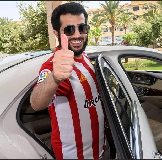 تركي آل الشيخ يكشف حقيقة زيارة محمود الخطيب له في منزله بالسعودية 1