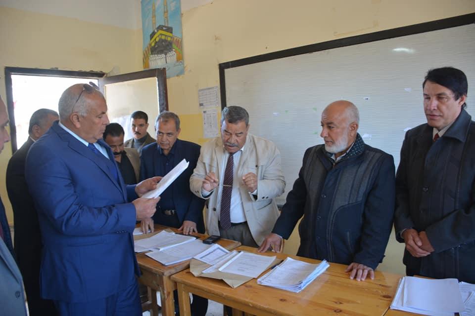 ظهرت: نتيجة الشهادة الاعدادية محافظة الوادي الجديد 2020 الترم الأول على موقع مديرية التربية والتعليم 1