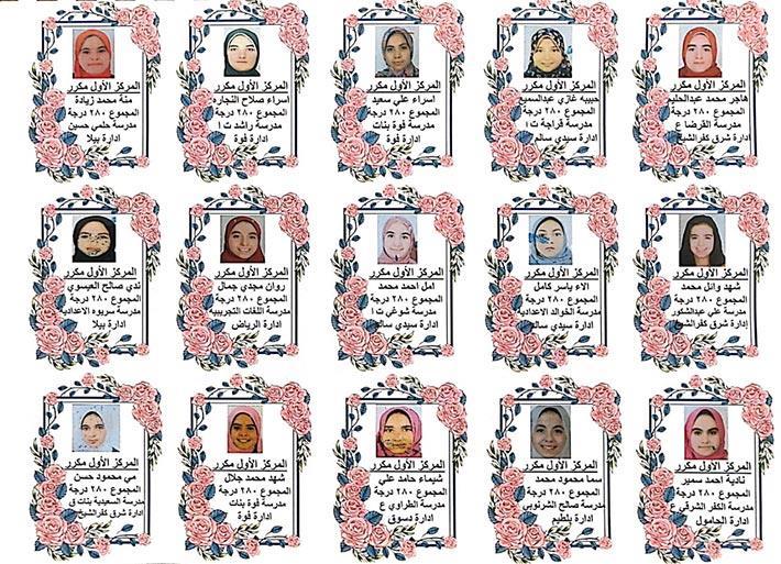 نتيجة الشهادة الإعدادية محافظة كفر الشيخ الترم الثاني 2020 ظهرت الآن 2