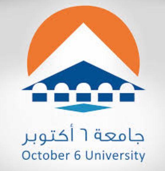 وظائف جامعة 6 اكتوبر 2020
