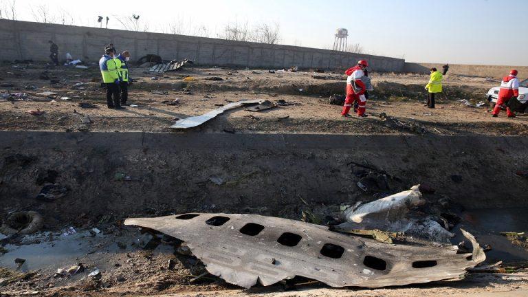 مواطن إيراني بسبب مخالفة مرورية ينجو بأعجوبة من كارثة الطائرة الأوكرانية 1