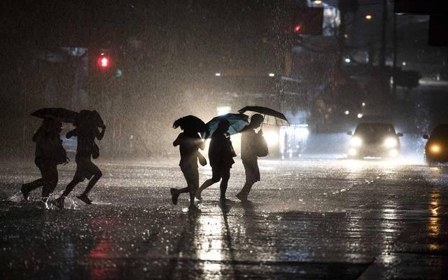 تحذيرات شديدة اللهجة من الأرصاد الجوية بشأن حالة الطقس أمطار ورياح مثيرة للأتربة