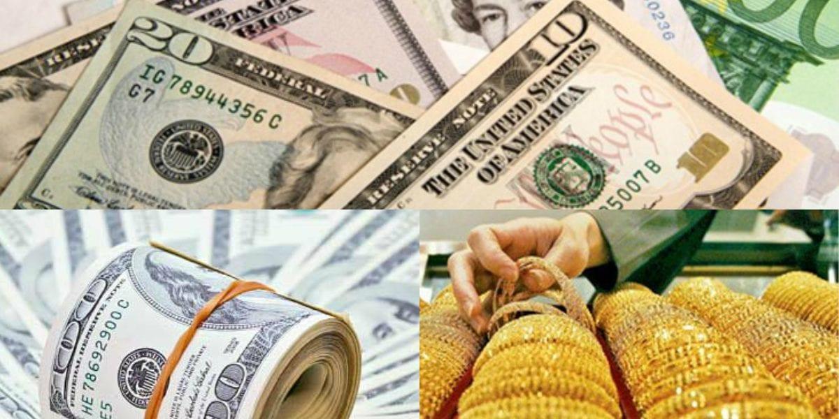 أسعار العملات والذهب اليوم الخميس 20 فبراير 2020 في مصر