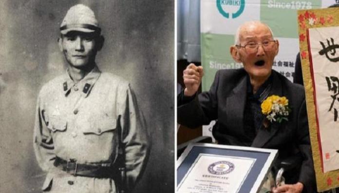 توفى قبل أن يُكمل عامه الـ 113 تعرّف على أكبر معمر في العالم 1