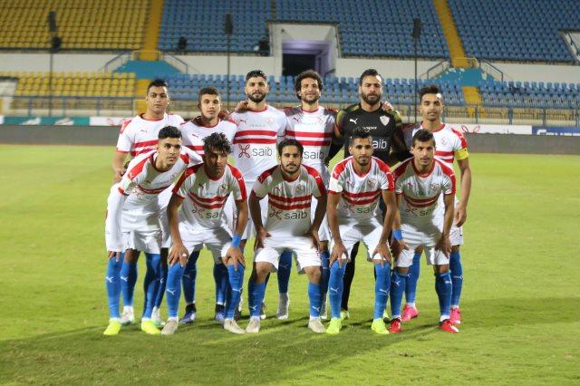 الزمالك يفوز على الترجي التونسي ويحصل على لقب السوبر الافريقي2020 1