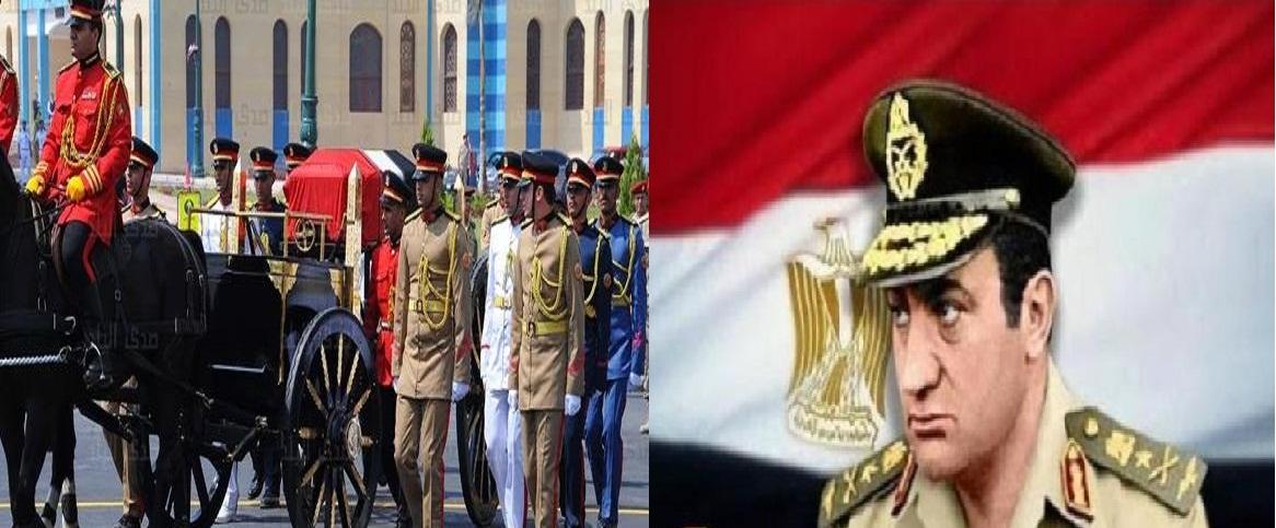 بأمر السيسي.. جنازة عسكرية لـ «مبارك» غداً والديب يكشف التفاصيل وأول تعليق من علاء.. فيديو