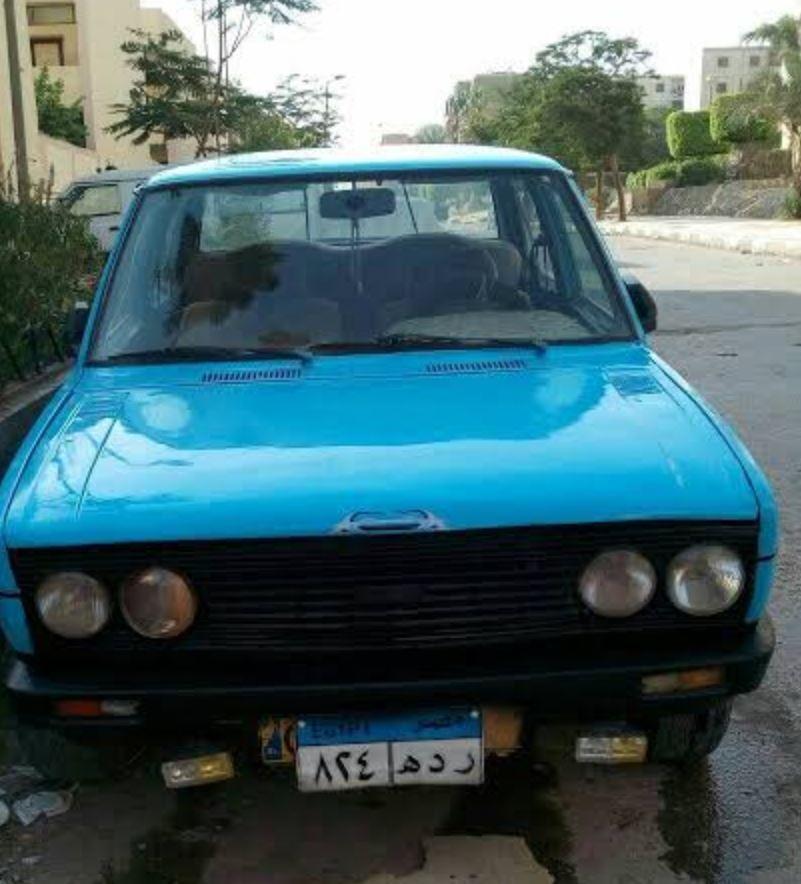 سيارة فيات 131 موديل 1979