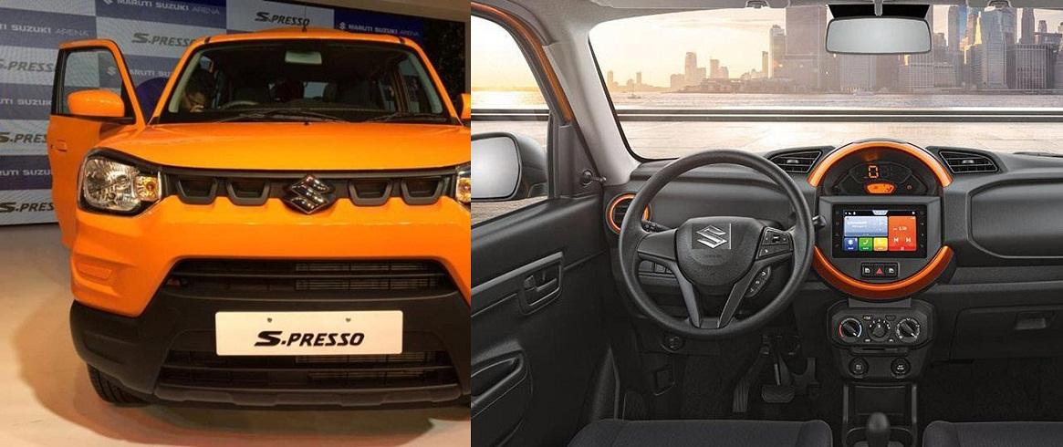 S.Presso| مميزات ومواصفات السيارة الجديدة «سوزوكي إسبريسو» التي سيتم طرحها في مصر.. صور