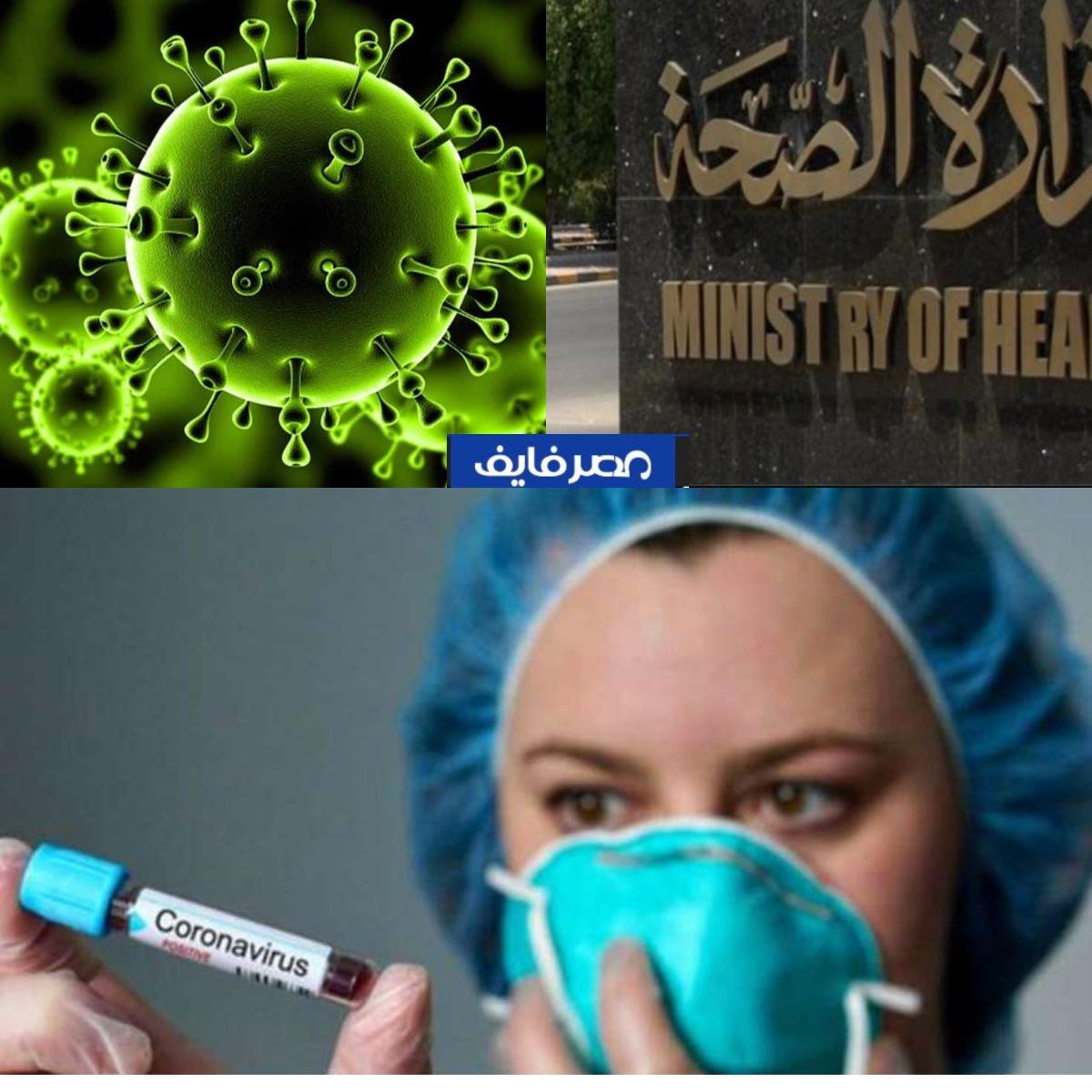 فيروس كورونا غير موجود في الفيوم وفق البيانات الرسمية