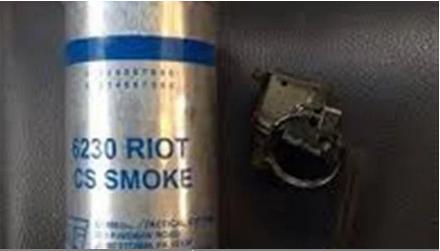انفجار قنبلة غاز داخل ورشة حدادة بالمنصورة تُثير رعب المواطنين.. والتحريات تكشف التفاصيل والدفع بخبراء المفرقعات لتمشيط المنطقة 1