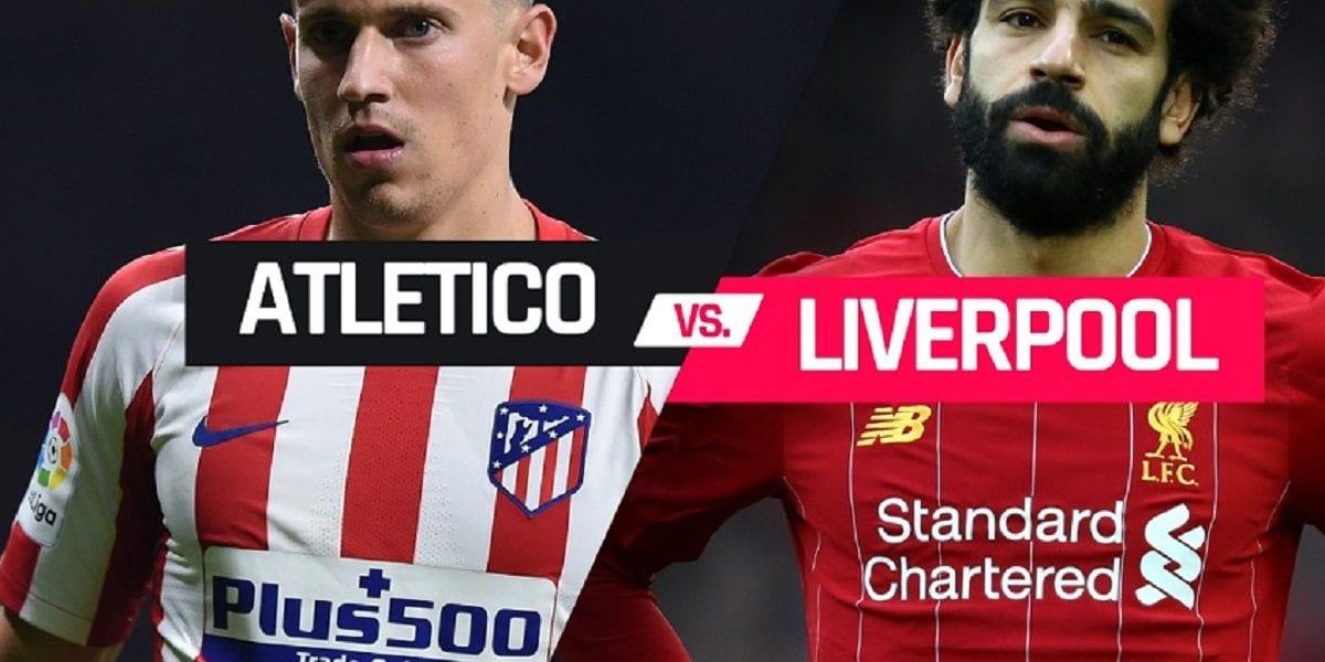 «مباريات دوري أبطال أوروبا» ليفربول يصطدم بأتليتكو مدريد غداً.. تعرف على الموعد والقنوات الناقلة