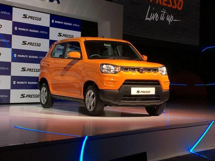S.Presso| مميزات ومواصفات السيارة الجديدة «سوزوكي إسبريسو» التي سيتم طرحها في مصر.. صور 2