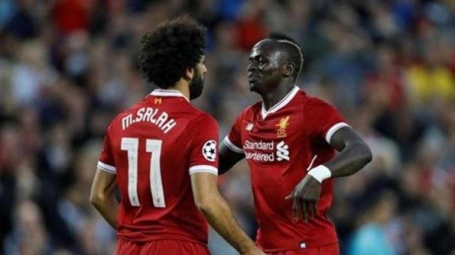 """ليفربول يبحث بجدية عن مهاجم لتعويض الثنائي """" محمد صلاح وماني"""""""