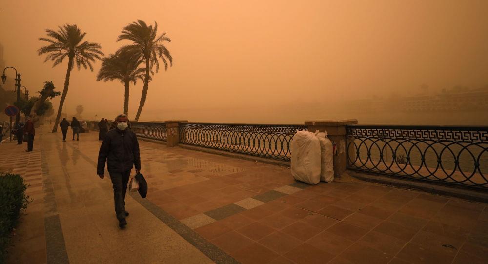 الأرصاد تحذر| أمطار ورياح تصل لحد العاصفة ورمال وأتربة تضرب البلاد وتفاصيل طقس الـ 48 ساعة القادمة 1