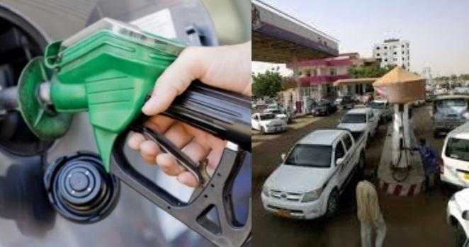 """""""خلال ساعات"""" رفع أسعار البنزين في السودان 22 جنيه ليصبح سعر اللتر 28 بدلاً من 6 جنيه"""