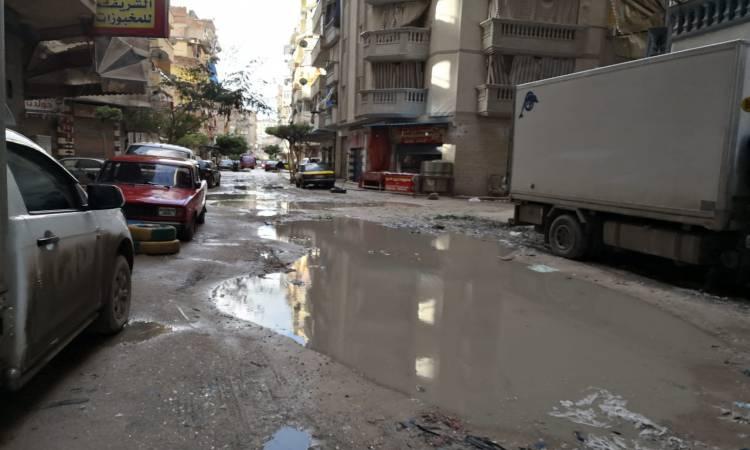 10 مشاهد توصف الطقس السيئ والأمطار والغزيرة في مصر.. أبرزها مصرع طالبة بأسوان