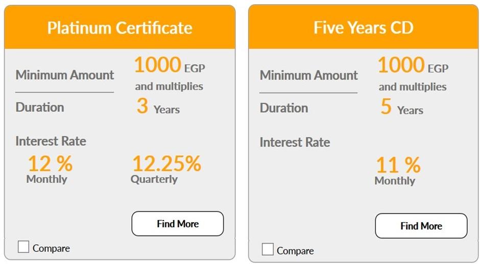 رسميا.. البنك الأهلي يثبت سعر الفائدة على الشهادات الـ 3 و5 سنوات ذات العائد الثابت 1