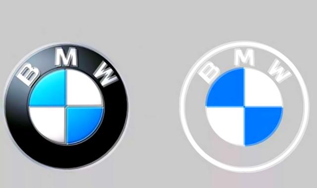 BMW تغيير شعارها لاول مرة منذ العام 1997 كأكبر تغيير لها