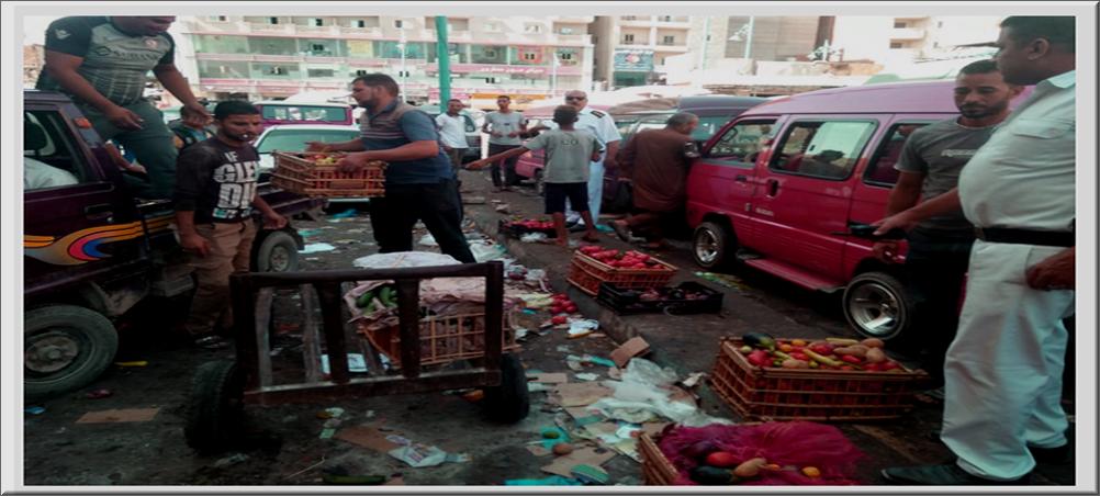 فيروس كورونا 2020 يتسبب في منع إقامة الأسواق الأسبوعية والبصمة الإلكترونية بالقاهرة
