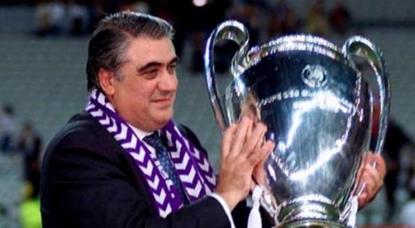 وفاة رئيس نادي ريال مدريد السابق بعد إصابته بفيروس كورونا