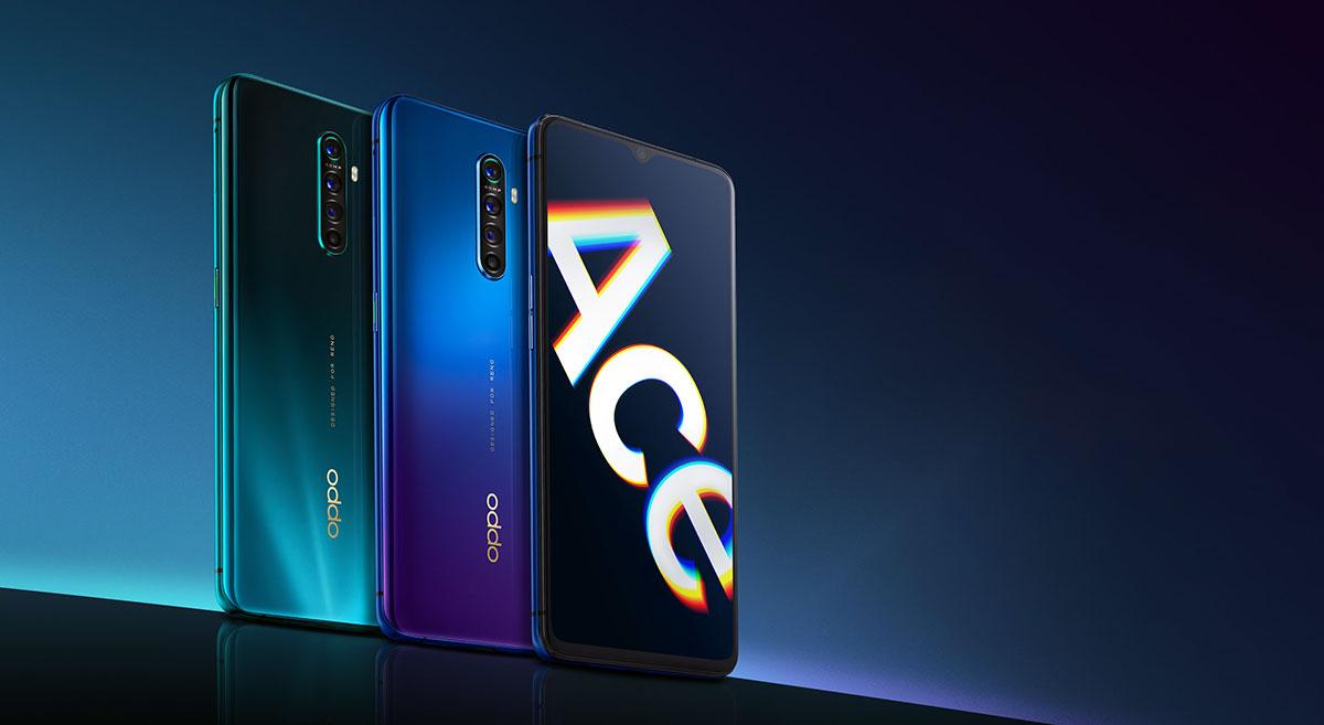 هاتف OPPO Reno Ace 2 خلال أيام بتقنيات تصوير عالية تُماثل الرائد في ذلك المجال OnePlus 7T