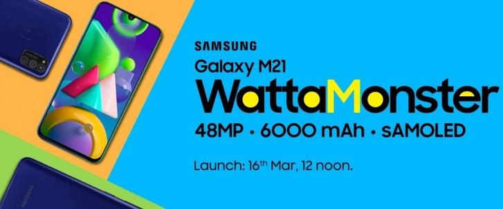 قبل إطلاق سامسونغ لهاتفها الجديد Galaxy M21 تسريب مواصفات الهاتف كاملة 1