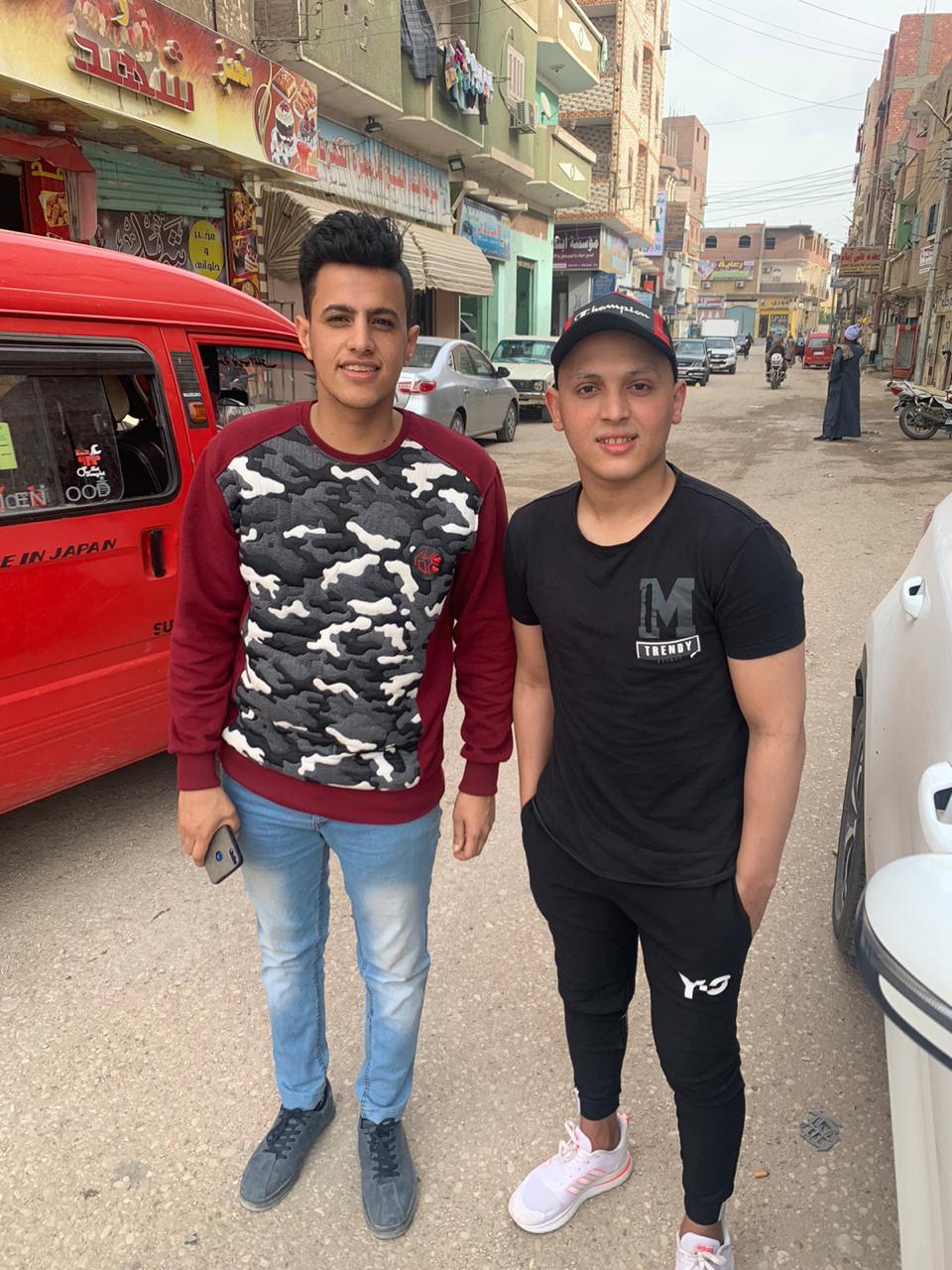 سعد محمد لاعب الزمالك