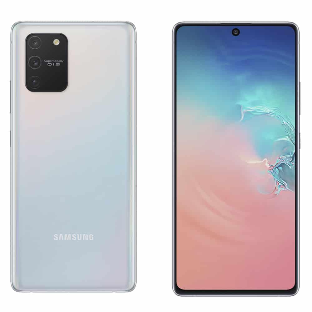 سعر ومواصفات هاتف Samsung galaxy s10 lite مميزات وعيوب سامسونج جلاكسى S10 lite 2