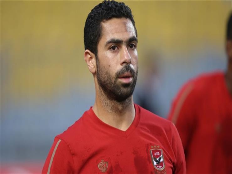 أحمد فتحي يعلن الرحيل عن النادي الأهلي نهاية الموسم الجاري بعد التوقيع لفريق بيراميدز
