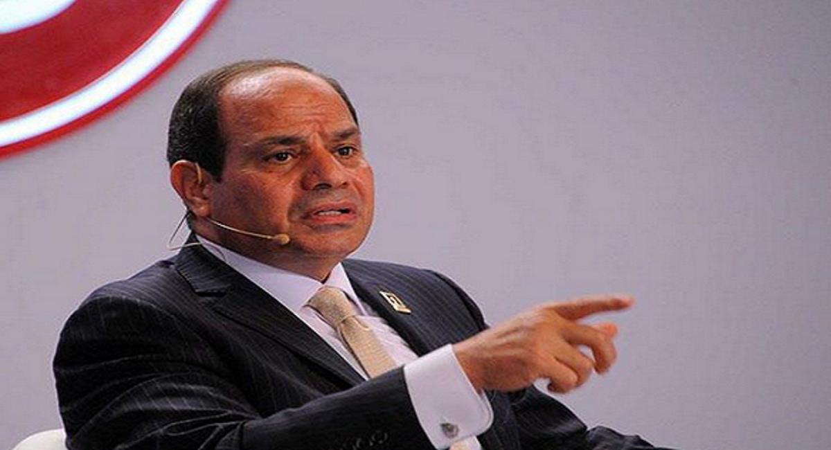 الرئيس عبد الفتاح السيسي يوجه رسالة قوية وحاسمة لجميع المصريين.. صور