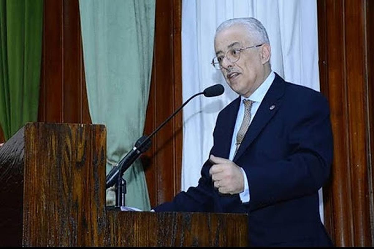 وزير التعليم يطلق موقع المذاكرة الرقمية