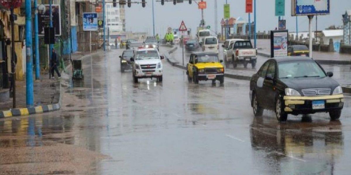 """الارصاد تصدر بيان بحالة الطقس المتوقعة خلال الـ 72 ساعة المقبلة """"عودة الامطار الخفيفة وانخفاض جديد بدرجات الحرارة"""""""