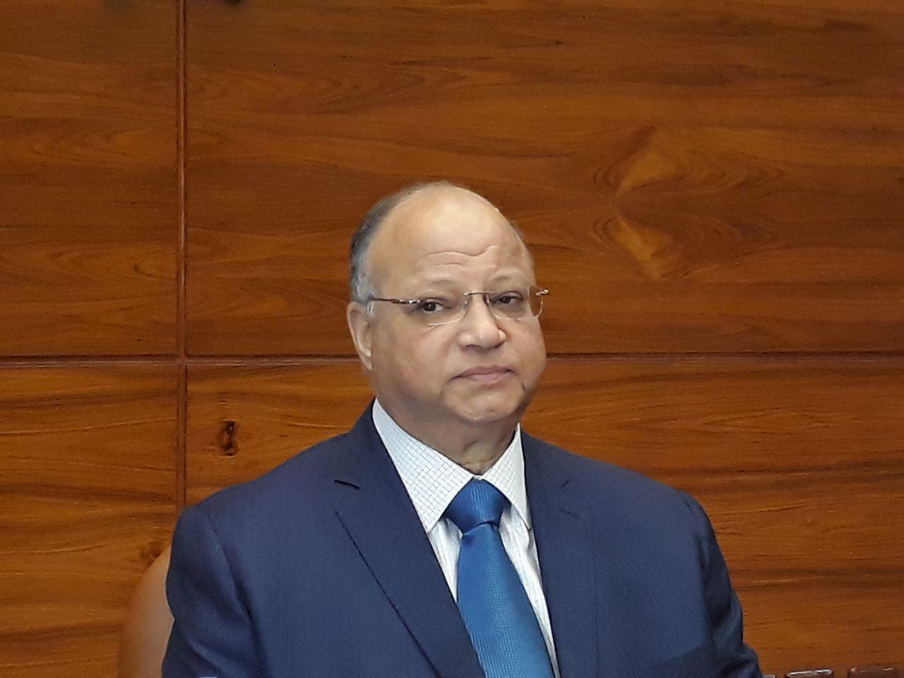 اللواء عبد العال محافظ القاهرة